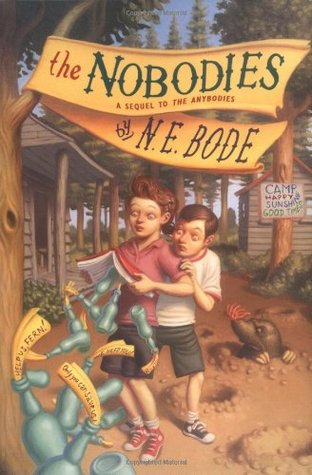 The Nobodies by N.E. Bode