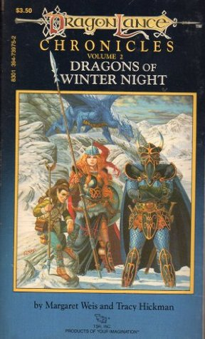 Dragons of Winter Night by Margaret Weis