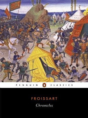 Chronicles by Jean Froissart