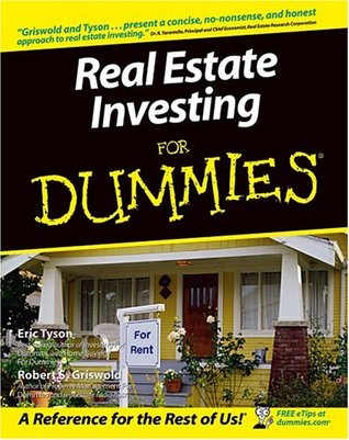 Real Estate Investing For Dummies by Eric Tyson — Reviews ...