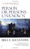 Person or Persons Unknown (Sir John Fielding, #4)