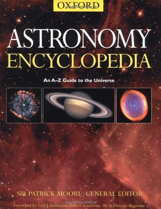 The Astronomy Encyclopedia by Patrick Moore