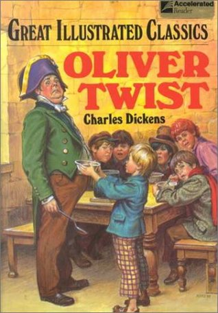 Oliver Twist by Marian Leighton — Reviews, Discussion, Bookclubs ...