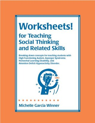 Printables Social Thinking Worksheets worksheets for teaching social thinking and related skills 139804