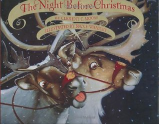 Night Before Christmas, The by Clement C. Moore