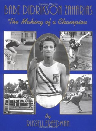 Babe Didrikson Zaharias by Russell Freedman