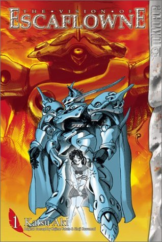 The Vision of Escaflowne, Vol. 1 (The Vision of Escaflowne)