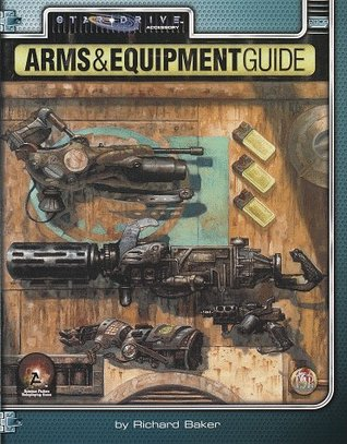 Arms & Equipment Guide (Alternity/Stardrive Accessory)