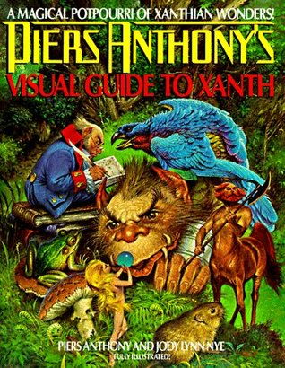 Piers Anthony's Visual Guide to Xanth by Piers Anthony