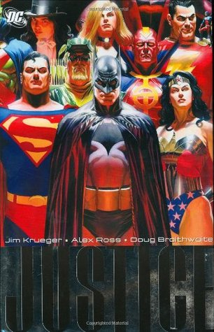 Justice, Volume 1 by Jim Krueger