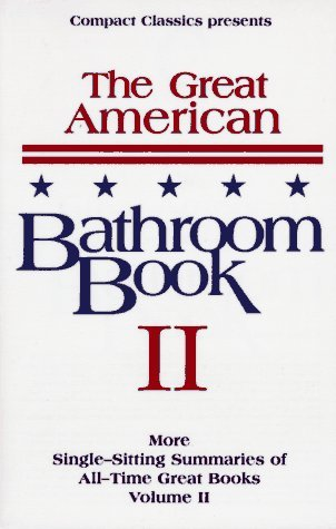 The Great American Bathroom Book by Stevens W. Anderson