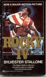 Rocky IV by Sylvester Stallone