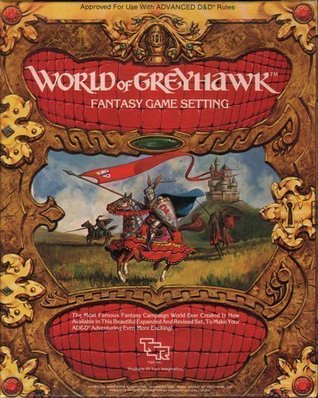 World of Greyhawk (Advanced Dungeons & Dragons Boxed Set)