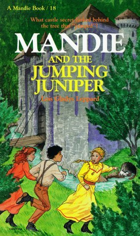 Mandie and the Jumping Juniper by Lois Gladys Leppard
