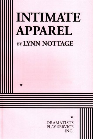 Intimate Apparel - Acting Edition by Lynn Nottage