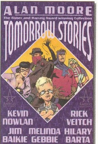 Tomorrow Stories, Vol. 1 by Alan Moore