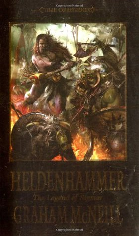Time of Legends: Heldenhammer (Book 1)