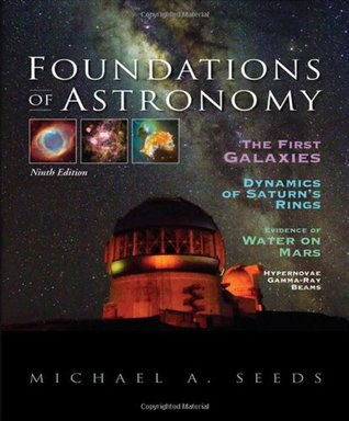 Foundations of Astronomy [with AceAstronomy & Virtual Astrono... by Michael A. Seeds