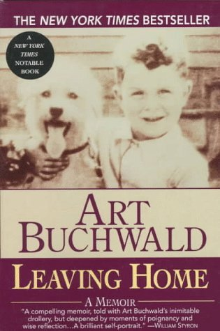 Leaving Home by Art Buchwald