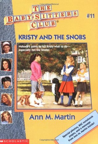 Kristy and the Snobs by Ann M. Martin