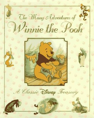 The Many Adventures of Winnie the Pooh by Janet Campbell