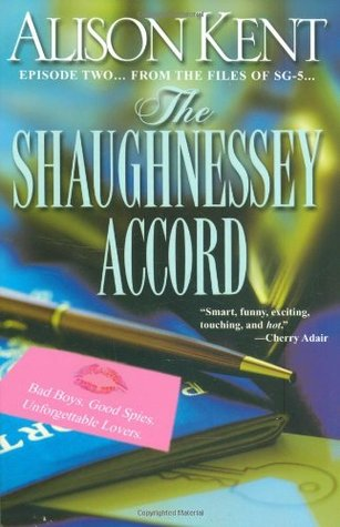 The Shaughnessey Accord (Smithson Group SG-5, #2)