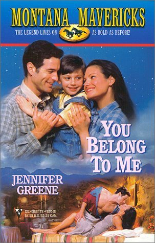 You Belong To Me by Jennifer Greene