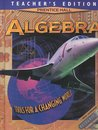 Algebra: Tools for a Changing World Teacher's Edition