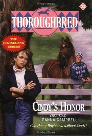 Cindy's Honor (Thoroughbred #23)
