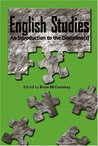 English Studies: An Introduction to the Discipline(s)