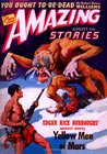 Amazing Stories: August 1941