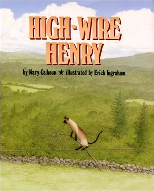High-Wire Henry by Mary Calhoun