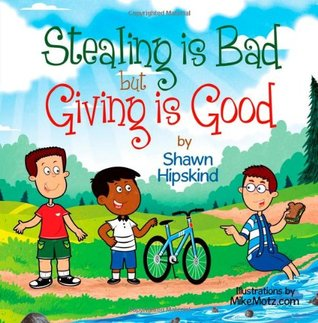 Stealing is Bad But Giving is Good