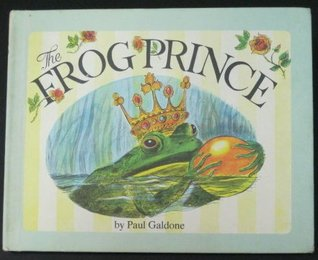 The Frog Prince by Paul Galdone