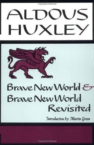 brave new world book preview I first read brave new world in 1949 i was a frivolous 18-year old studying economics at st andrews there had always been favourite books.