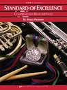 Standard of Excellence: Book 1: Comprehensive Band Method Book 1 (Trombone Bass Clef) (Standard of Excellence Series)