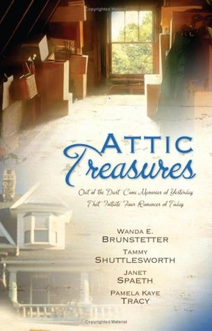 Attic Treasures by Wanda E. Brunstetter