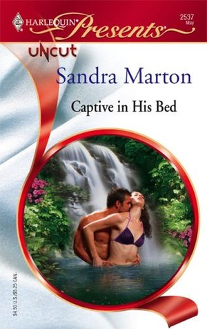 Captive in His Bed (Knight Brothers, #2)