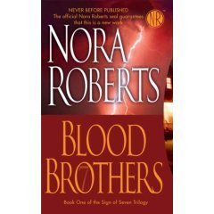 Blood Brothers (The Sign of Seven Trilogy #1)