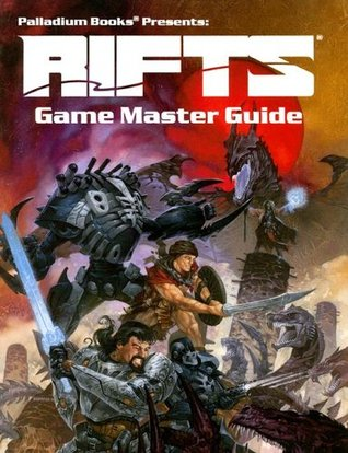 Rifts Game Master Guide