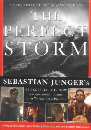 book report on the perfect storm The perfect tale sometimes, history is stranger than fiction in sebastian junger's book, the perfect storm: a true story of men against the sea, such an example exists.