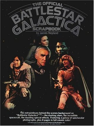The Official Battlestar Galactica scrapbook