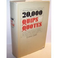 20,000 Quips and Quotes