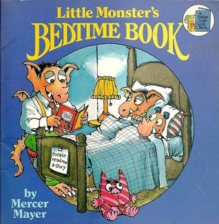 Little Monster's Bedtime Book