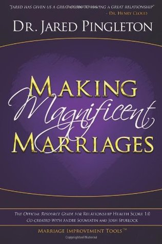 Making Magnificent Marriages: The Official Resource Guide for WWW.Relationshiphealthscore.com