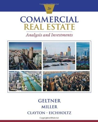 Pkg Commercial Real Estate Analysis & Investments W/Cd