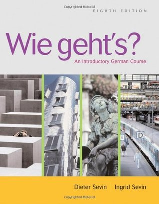 Wie geht's?: An Introductory German Course (with Student Text Audio CD)