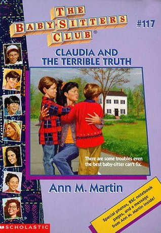 Claudia and the Terrible Truth by Ann M. Martin