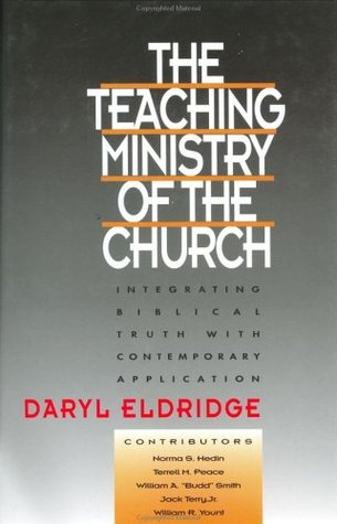 The Teaching Ministry of the Church