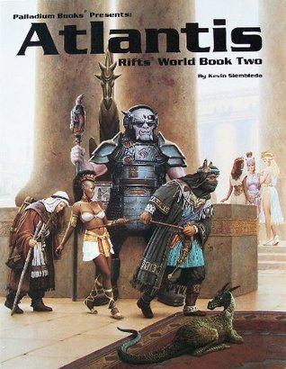 Rifts World Book 2 by Kevin Siembieda